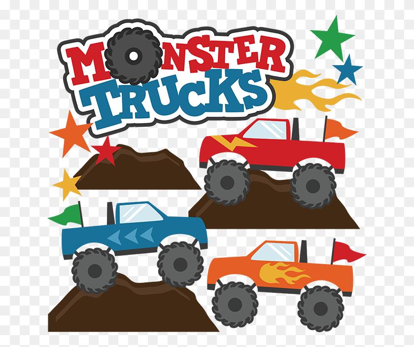 Monster Truck Clipart Clip Art Images - Mail Truck Clipart