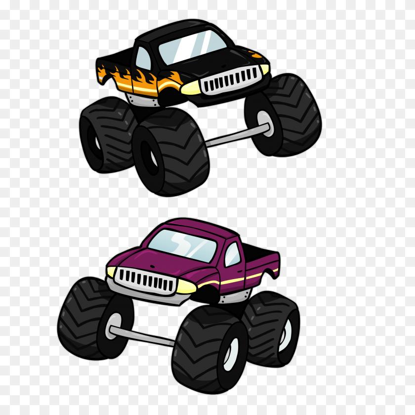 Monster Trucks - Monster Truck PNG