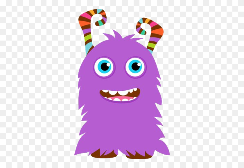 Monsters Monster - Scary Monster Clipart