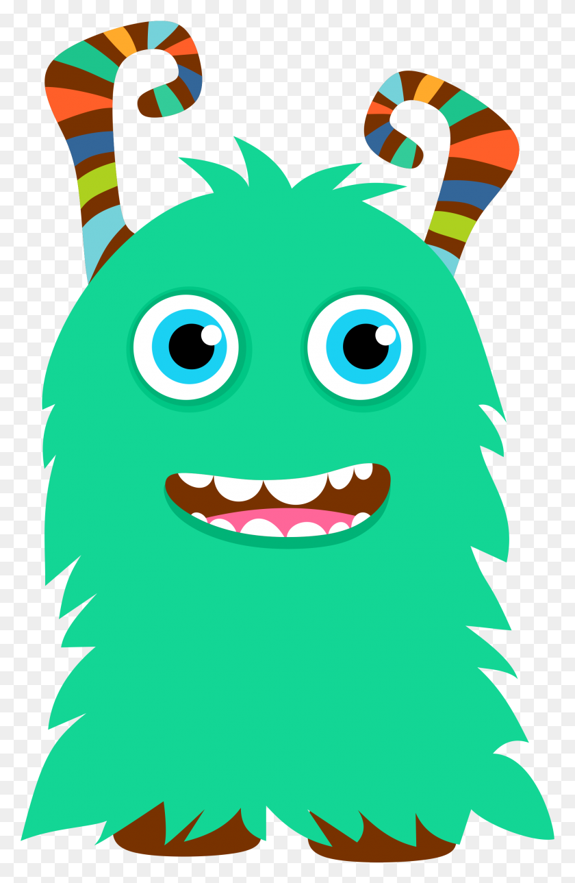 1904x3001 Monsters Monster Party, Monster Clipart, Cute - Monster Mash Clip Art