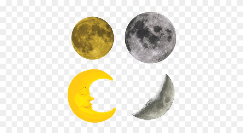400x400 Moon Transparent Png Images - Moon PNG Transparent