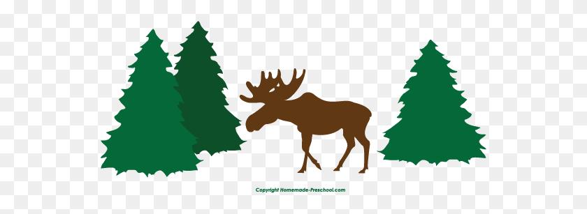 Moose Clip Art Moose - Moose Clipart