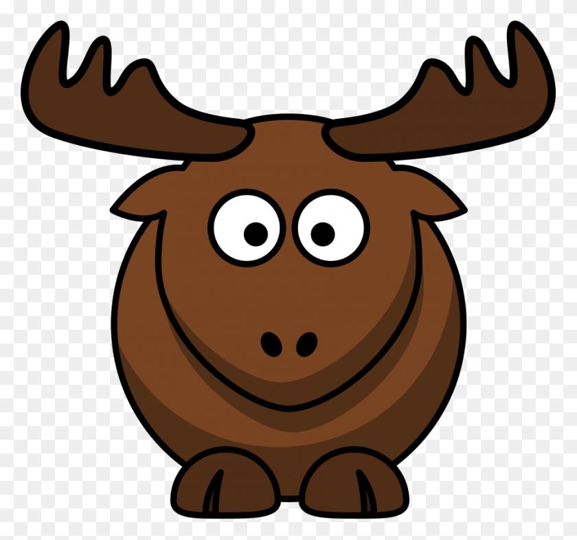 Moose Clipart Dr Seuss - Dr Seuss Clip Art