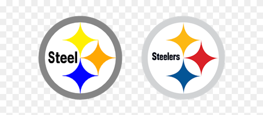 More Hidden Images In Sports Logos You Won't Be Able To Unsee - Pittsburgh Steelers Clipart