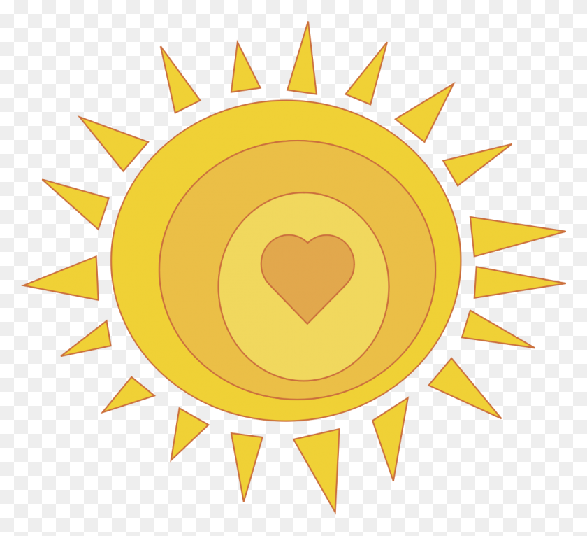 Morning Clipart Morning Sunshine - Morning Circle Clipart