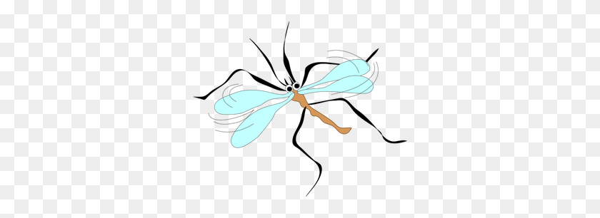 Mosquito Free Clipart - Mosquito Clip Art