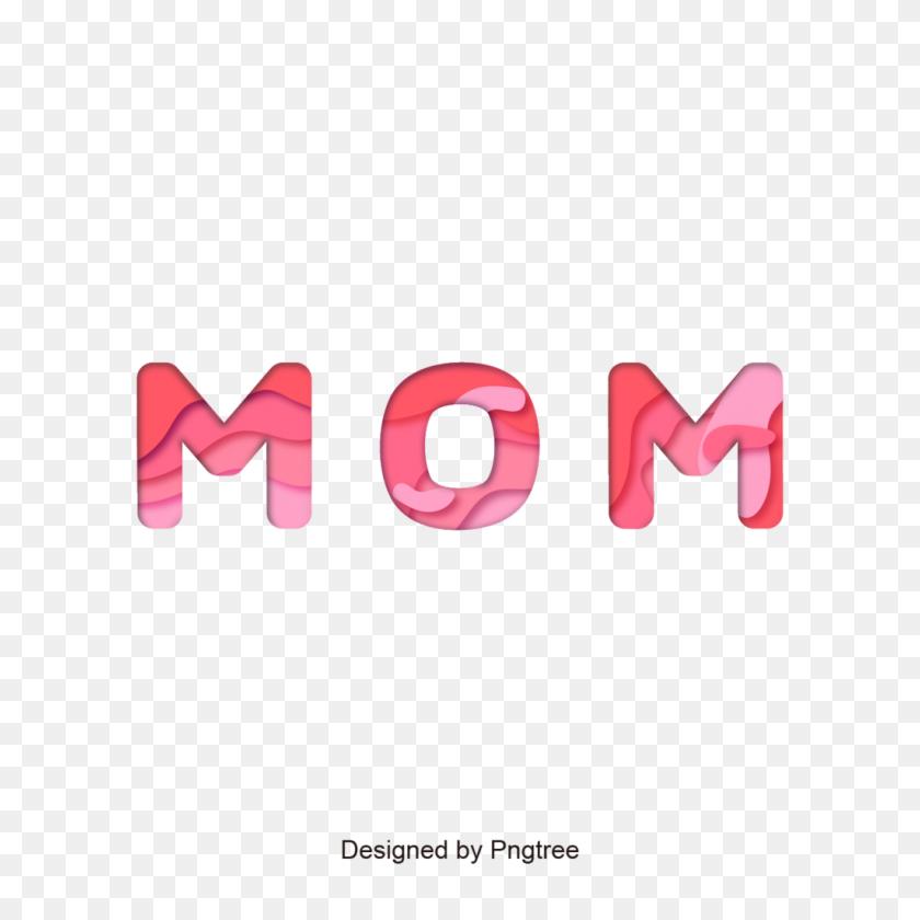 Mother Font Design - PNGtree