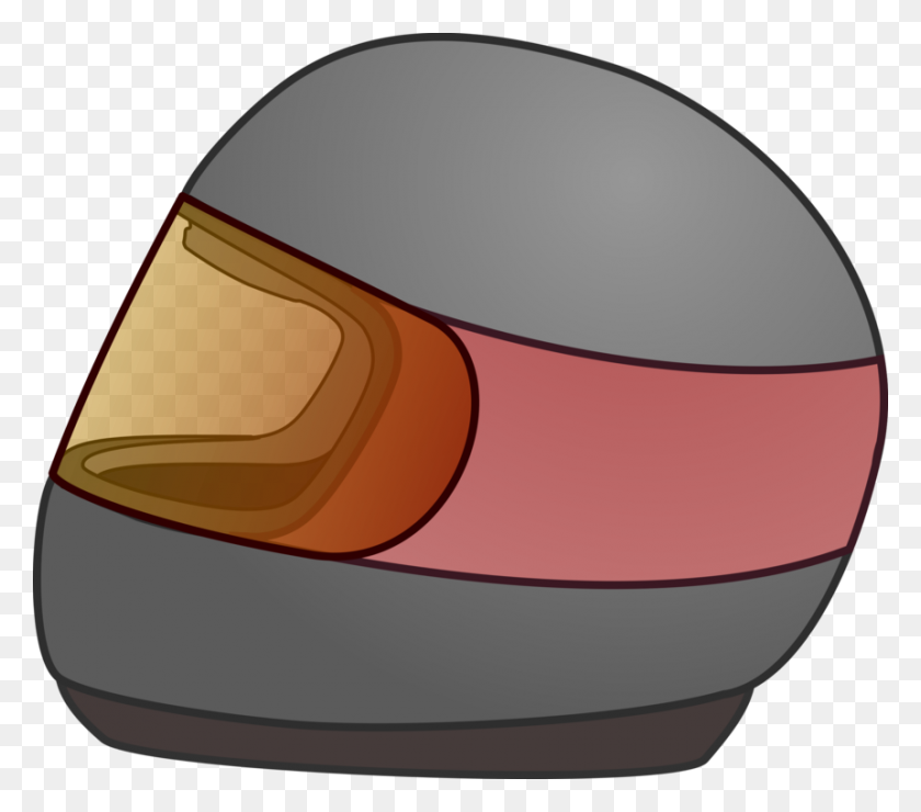 Motorcycle Helmets Racing Helmet Auto Racing - Motorcycle Helmet Clipart