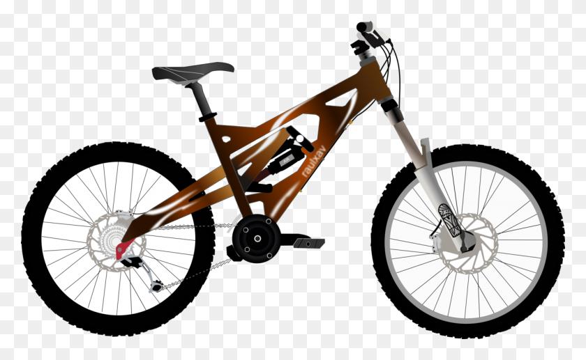 Mountain Bike Electric Bicycle Downhill Mountain Biking Yt - Mountain Bike Clip Art