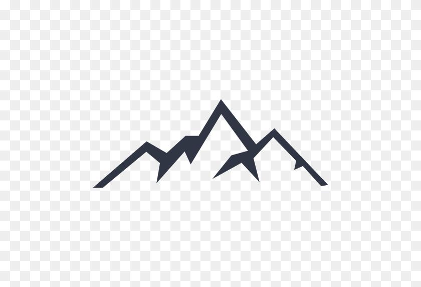 Mountain Climbing Hiking Snow - Mountain Logo PNG