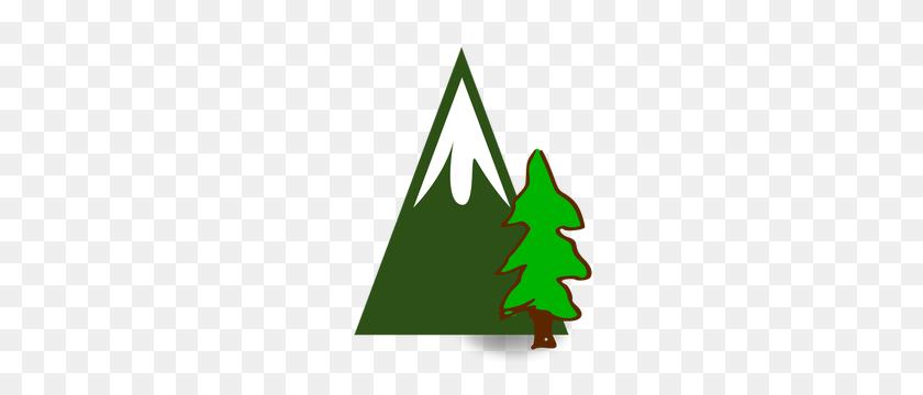 Mountain Free Clipart - Mountain Climber Clipart
