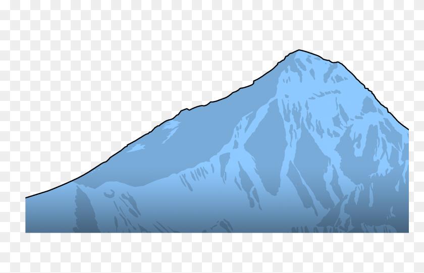 Mountain Slope Clip Art Free Cliparts - Mountain Climber Clipart