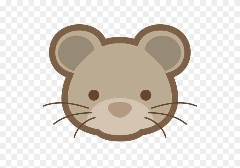 Mouse Face Clip Art Image Information - Mickey Mouse Face Clipart
