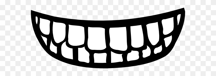 Mouth - Angry Mouth PNG