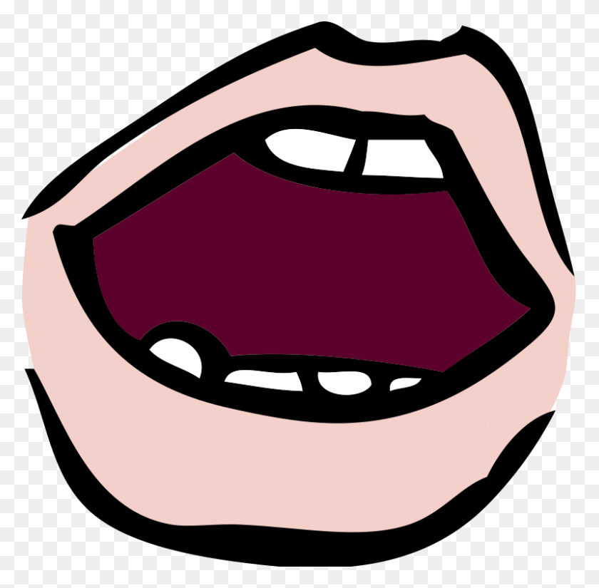 Mouth Open Cliparts - Shark Mouth Clipart