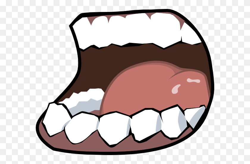 Mouth Speak Clip Art - Mouth Speaking Clipart