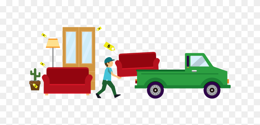 Move Clipart Junk Truck - Junk Car Clipart