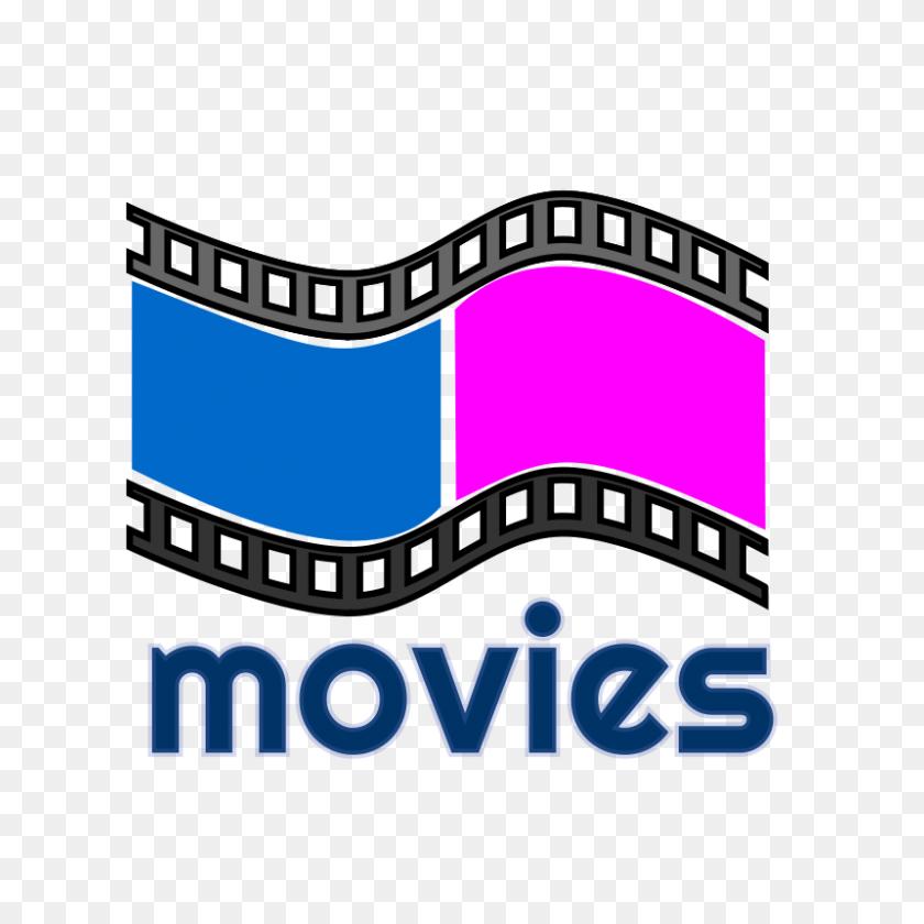 Movie Film Strip Clip Art - Film Strip Clipart