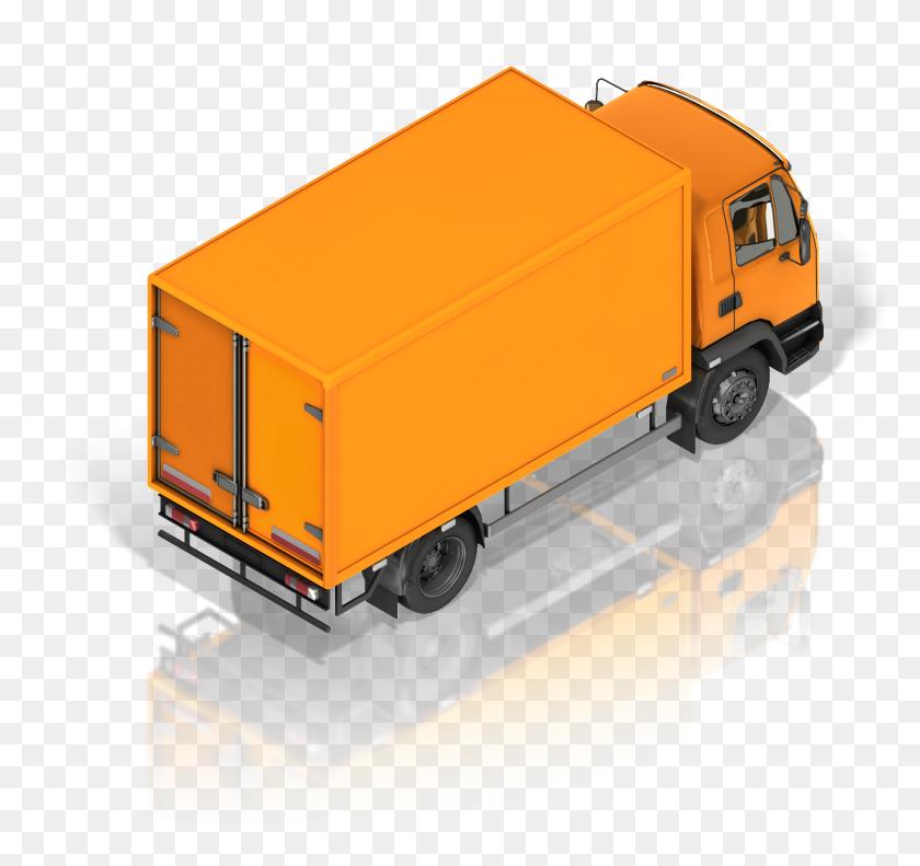 Moving Truck Cost Of Moving Truck - Moving Truck PNG