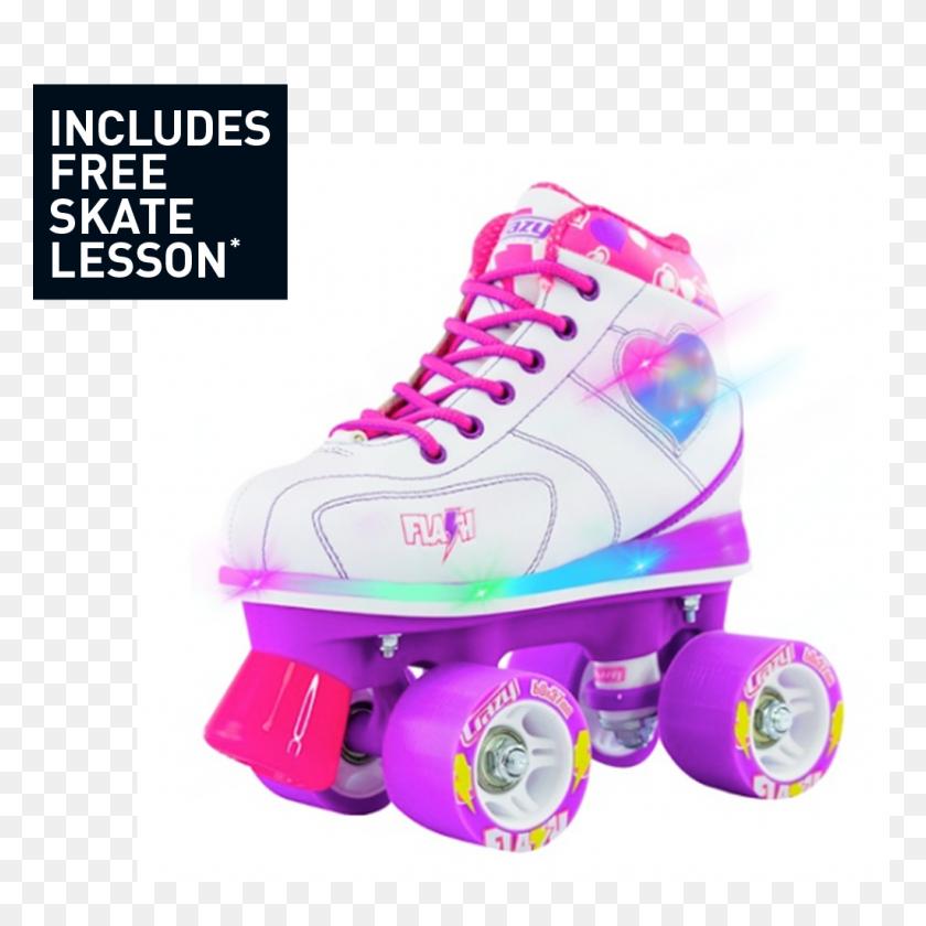 Moxi Avanti Poppy Red Roller Skates - Roller Skates PNG
