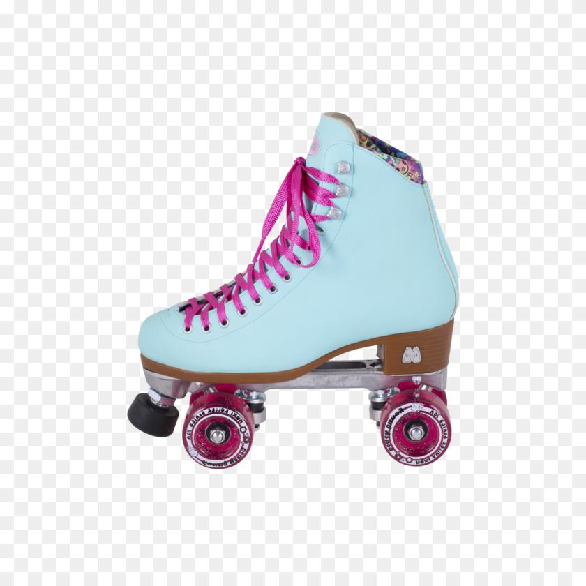 Moxi Beach Bunny Roller Skates Blue Sky Pre Order! Moxi Shop - Roller Skate PNG