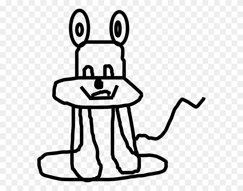 Mr Balloon Mans Dog Tail Png Clip Arts For Web - Dog Tail Clipart