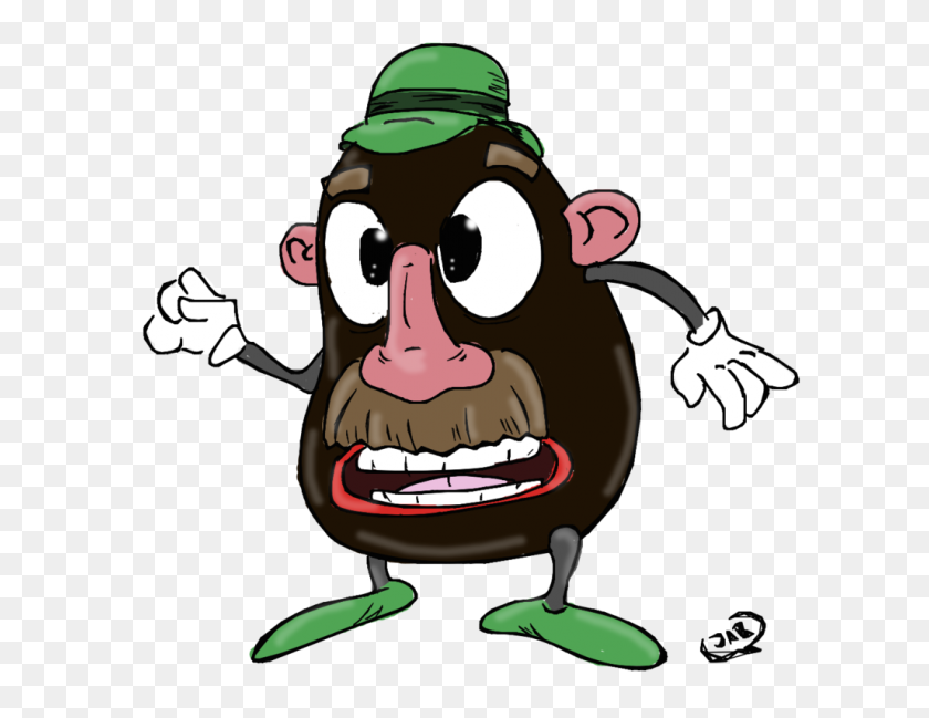 Mr Potato - Mr Potato Head PNG