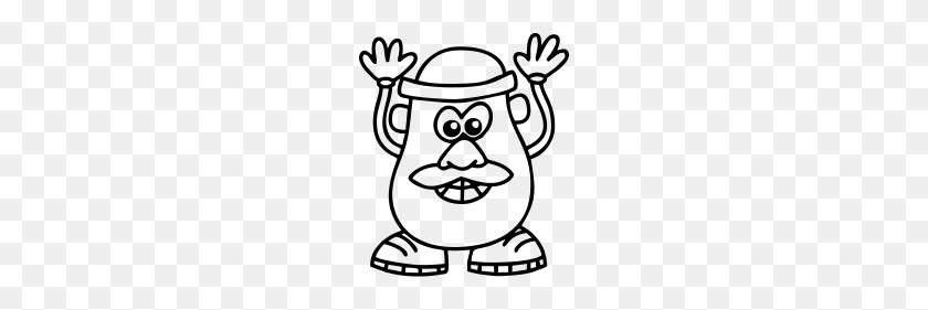Mr Potato Head - Mr Potato Head PNG