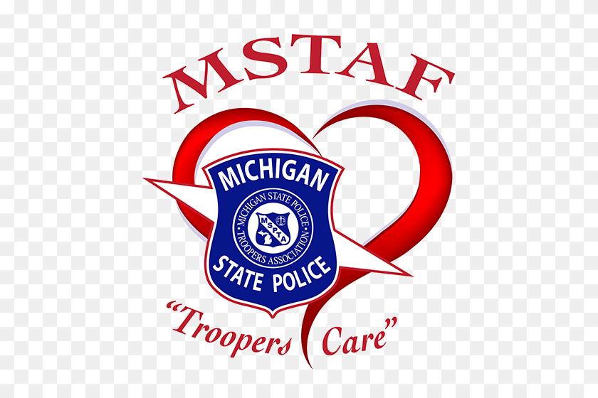 Mstaf Troopers Care - Michigan State Clip Art