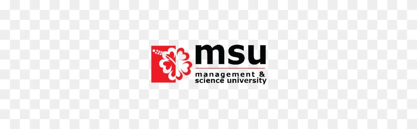 Msu Malaysia Logo Png Png Image - Msu Logo PNG