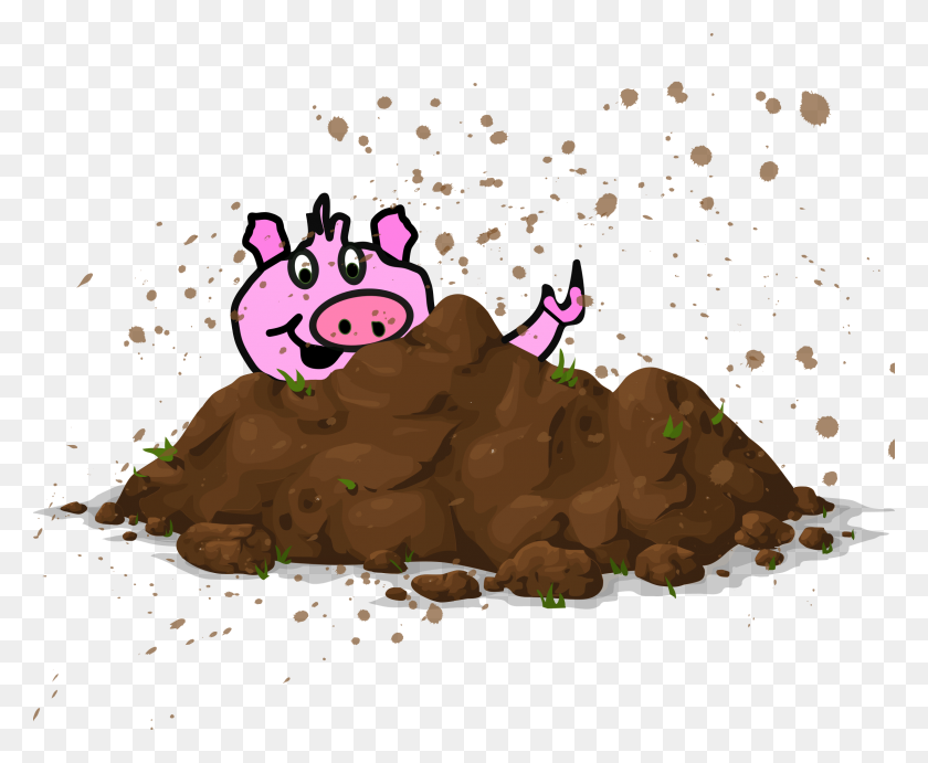 Mud Clipart Pile Soil - Mud Clipart
