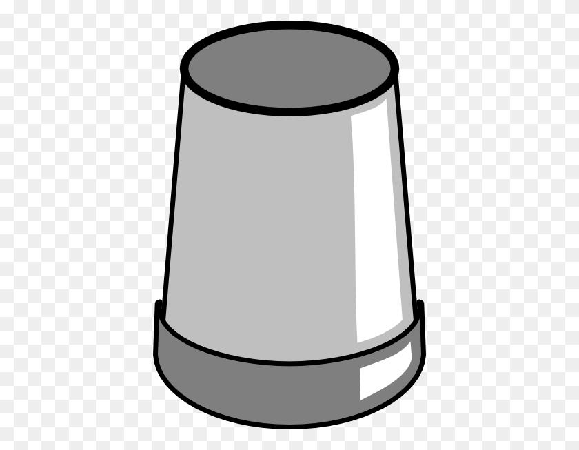 Mug Clipart Bucket - Plastic Cup Clipart
