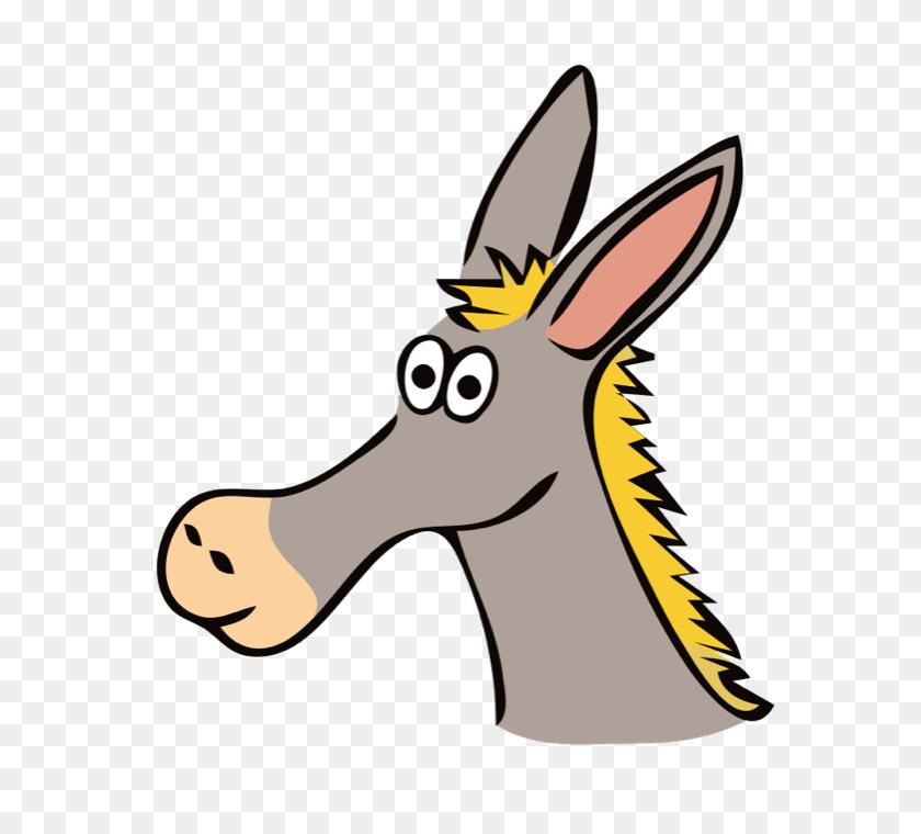 Mule Clip Art - Brain Clipart Transparent