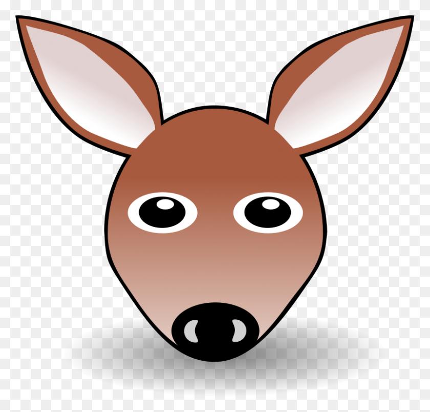 Mule Clipart Face - Mule Clipart