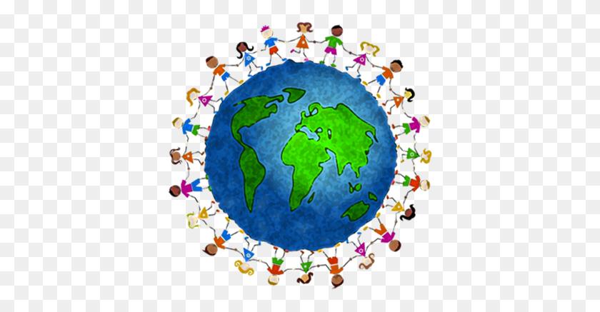 Mundo De Colores - Mundo PNG