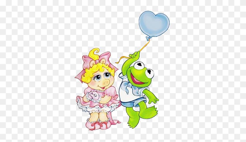Muppet Babies Png Transparent Muppet Babies Images - Miss Piggy Clipart