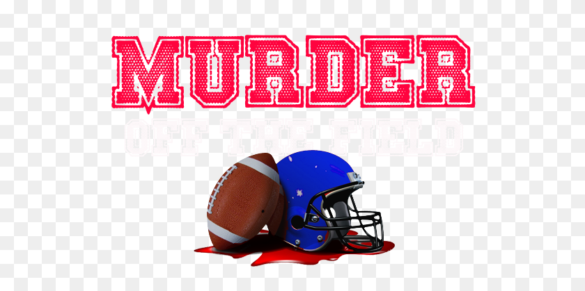 Murder Off The Field A Murder Mystery Game - Murder PNG