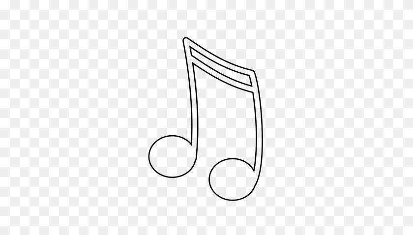 Music Black And White Music Border Music Clipart Black And White - Music Border Clip Art