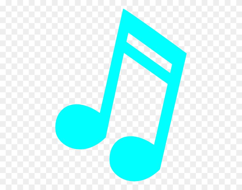 Music Clipart Colorful Music - Music Border Clip Art