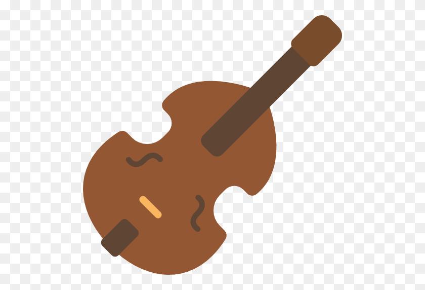 Music, Musical Instrument, String Instrument, Double Bass - Upright Bass Clip Art
