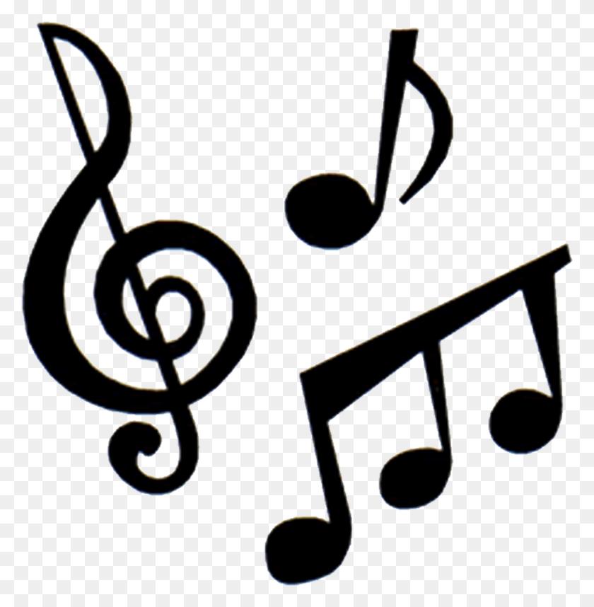 Music Notes Heart Clip Art Free Clipart Images - Choir Clipart Free
