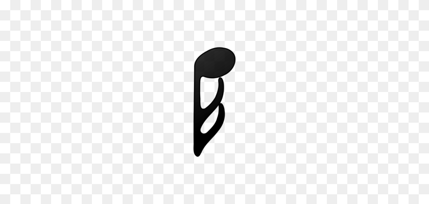 Musical Note Musical Notation Computer Icons Staff - Eighth Note Clip Art