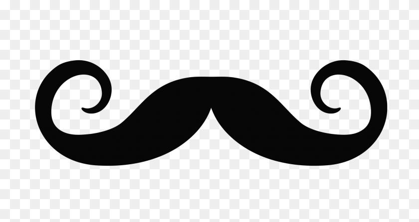 Mustache Cut Out - Mustache Transparent PNG
