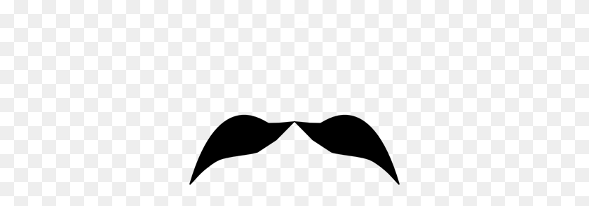 300x234 Mustache Png Images, Icon, Cliparts - Mustache Clipart Free