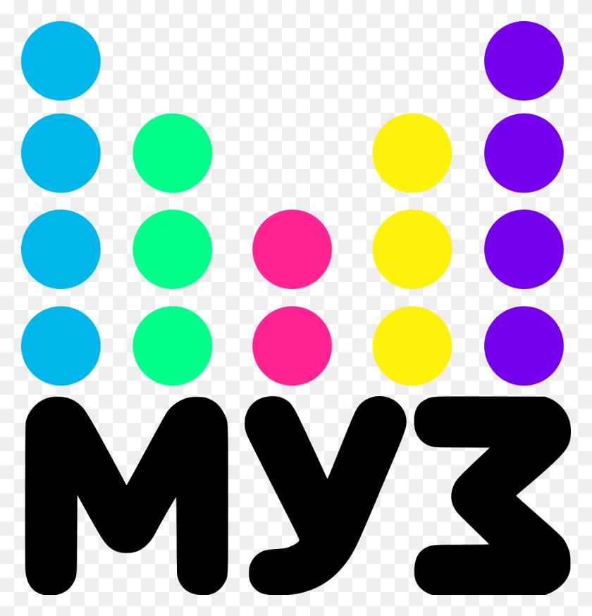 Muz Tv - Yellow Stars PNG
