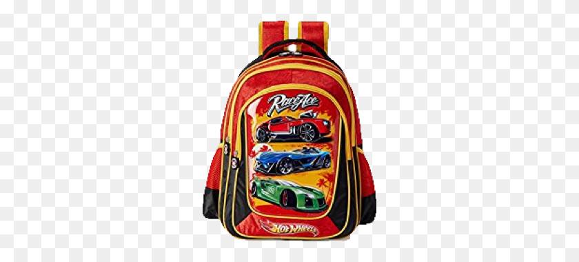 My Baby Excels Hot Wheels School Bag Pc - Hot Wheels PNG