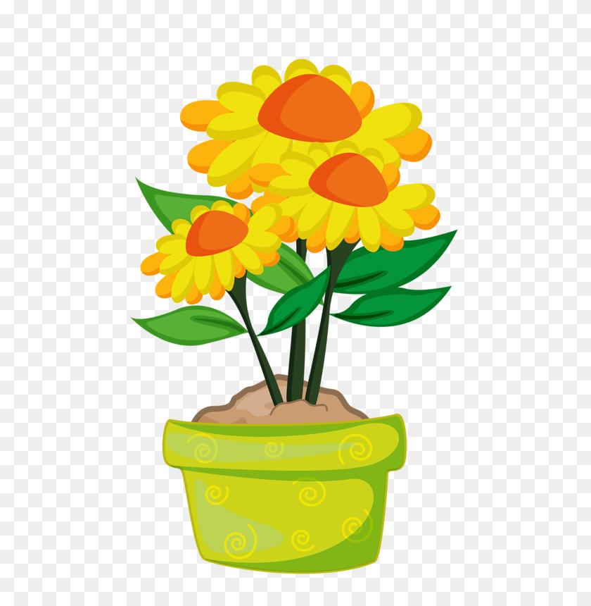 528x800 My Garden Valley Flowers, Flower - Valley Clipart