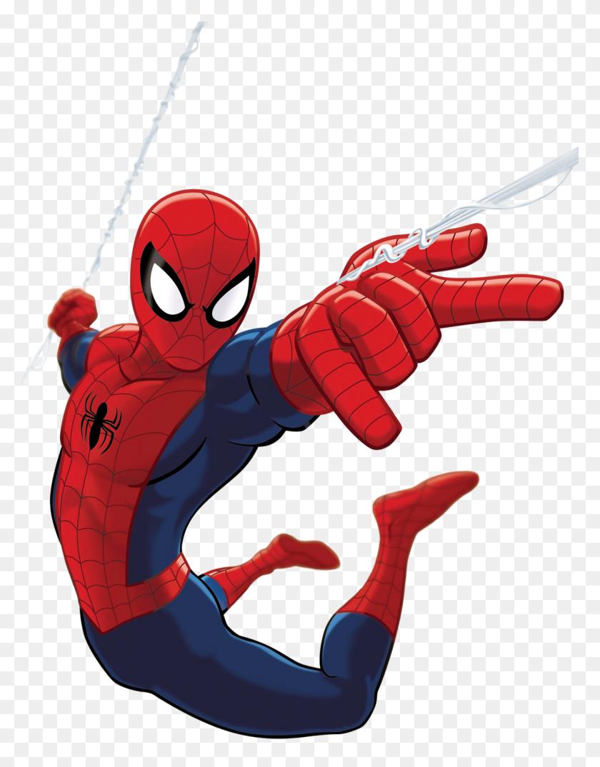 My Heroe Comic Spiderman - Spiderman Comic PNG