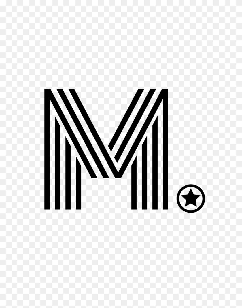 1000x1293 My Own Gym - M Logo PNG
