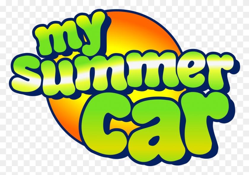 My Summer Car Logo - Car Logo PNG